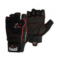 Перчатки для фитнеса Kango WGL-102 Black/Red