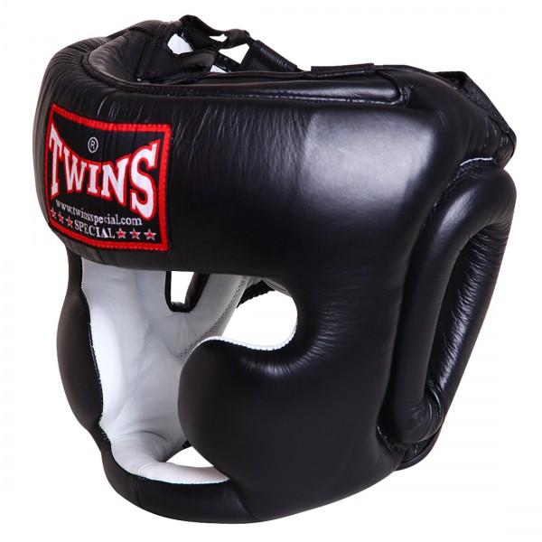 Шлем боксерский Twins HGL-3 Black