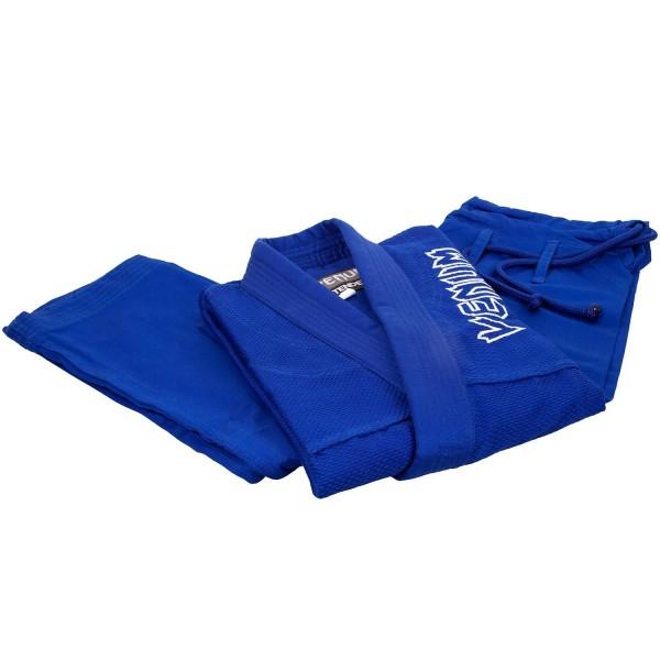Кимоно для бжж Venum Contender 2.0 Blue