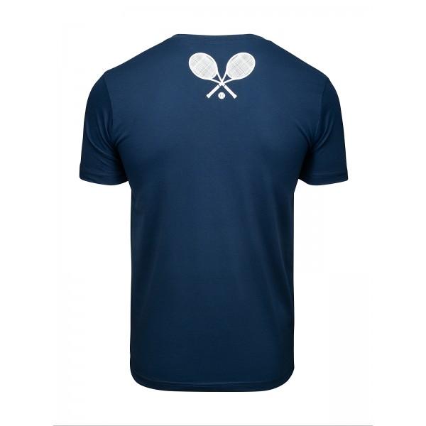 Футболка Athletic pro. Tennis Champions Blue
