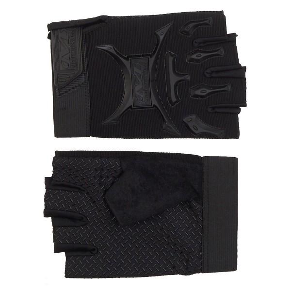 Перчатки тактические Tactician G-33 Half Finger Black