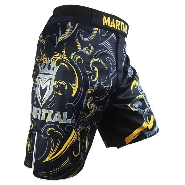 Шорты ММА Athletic pro. Aries MS-104
