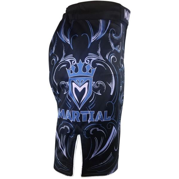 Шорты ММА Athletic pro. Aquarius MS-102