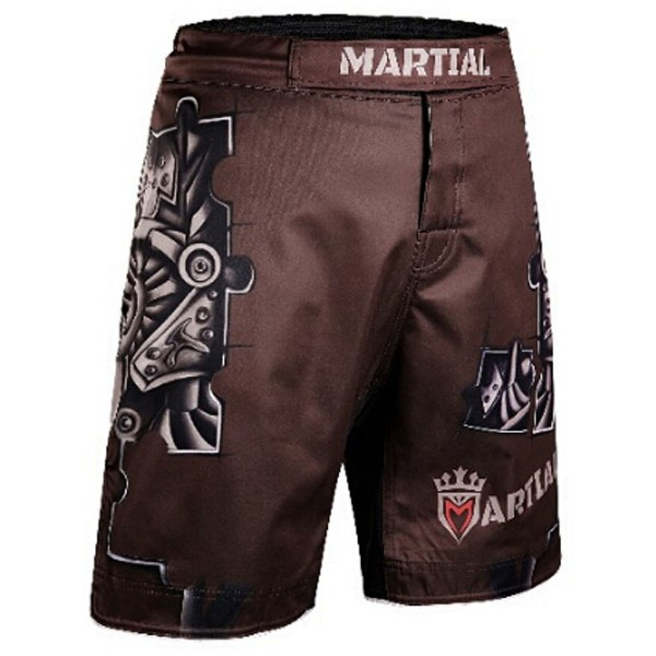 Шорты ММА Athletic pro. MS-5