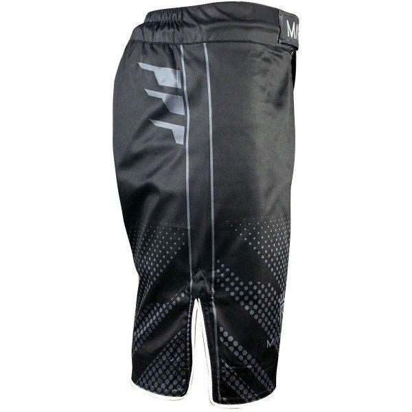 Шорты ММА Athletic pro. Grey Fitness MS-126