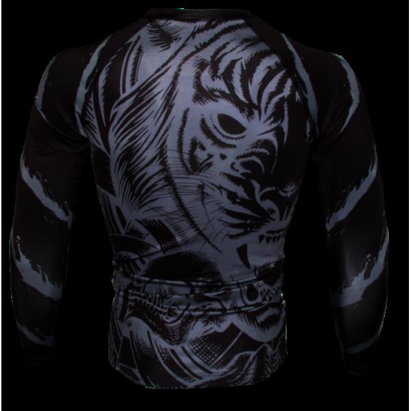 Рашгард Athletic pro. Tiger MRG-101