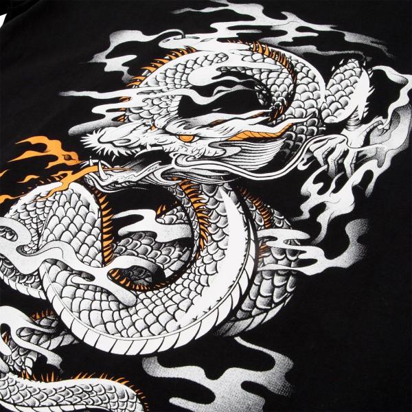 Футболка детская Venum Dragon's Flight Black/White