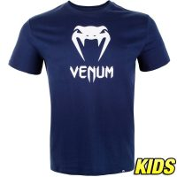 Футболка детская Venum Classic Navy Blue