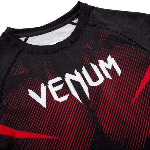 Рашгард Venum NoGi 2.0 Black S/S