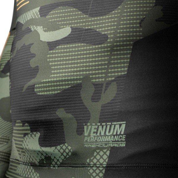 Рашгард Venum Tactical Forest Camo/Black L/S