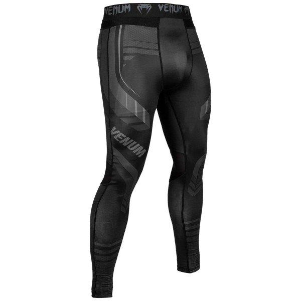 Компрессионные штаны Venum Technical 2.0 Black/Black