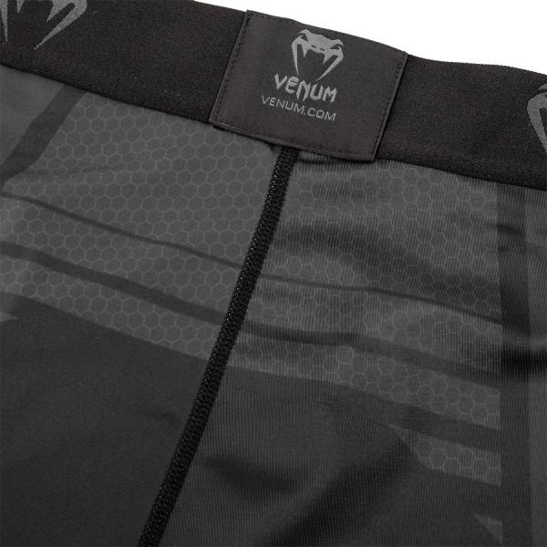 Компрессионные шорты Venum Technical 2.0 Black/Black