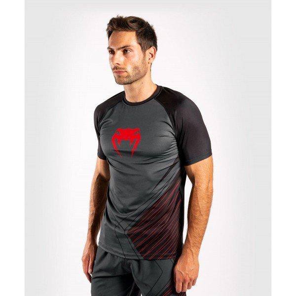 Футболка Venum Contender 5.0 Dry Tech Black/Red