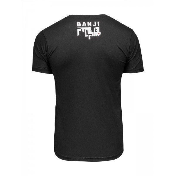 Футболка Banji Muay Thai Black
