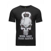 Футболка Banji Train Harder Black