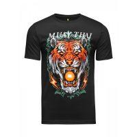 Футболка Banji Muay Thai Tiger Black