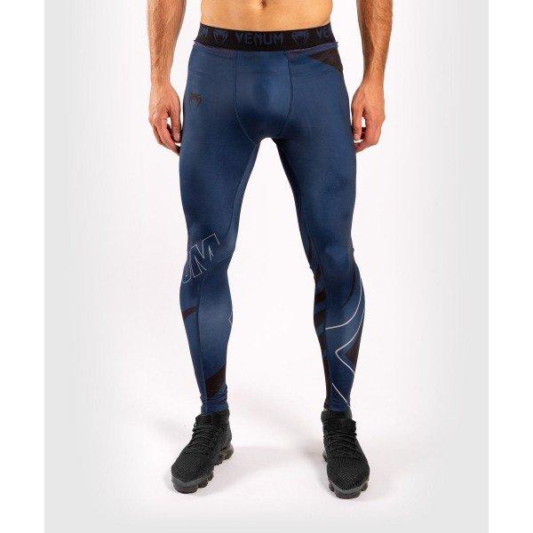 Компрессионные штаны Venum Contender 5.0 Navy/Sand