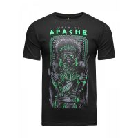 Футболка Banji Apache Warrior Black