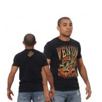 Футболка Venum Jose Aldo Vitoria Black/Orange