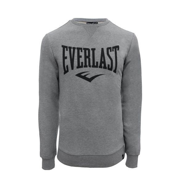 Толстовка Basic Crew Everlast серый