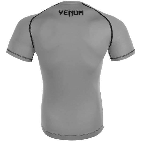 Рашгард Venum Contender 3.0 Grey/Black S/S