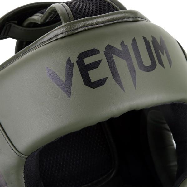 Шлем боксерский Venum Elite Khaki/Black