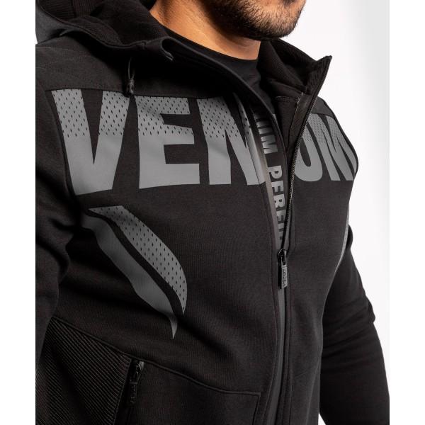 Толстовка Venum ONE FC Impact Black/Black