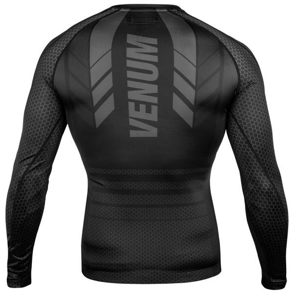 Рашгард Venum Technical 2.0 Black/Black L/S