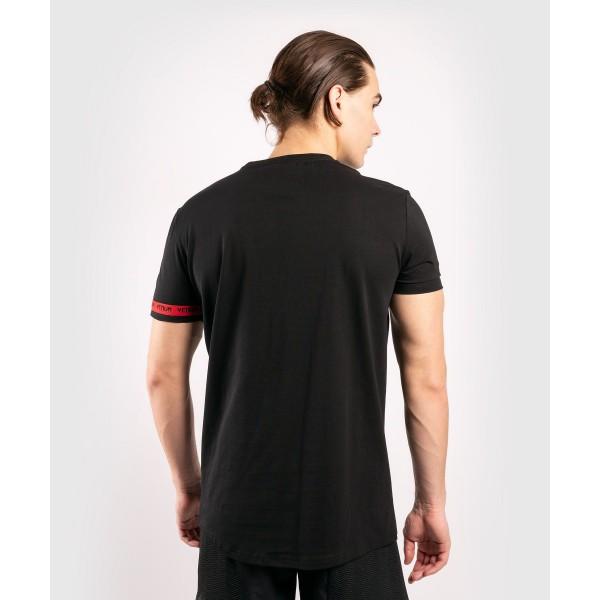Футболка Venum Sport Classic Muay Thai 2.0 Black/Red