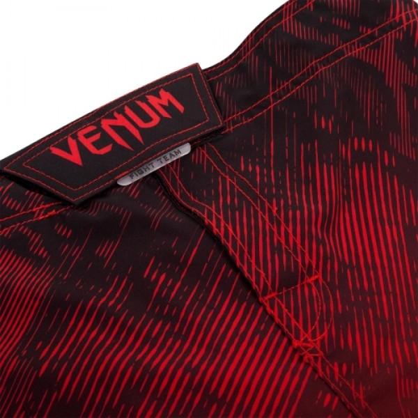 Шорты ММА Venum Fusion Black/Red