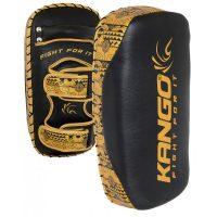 Пэды Kango KFS-048 Black/Golden PU