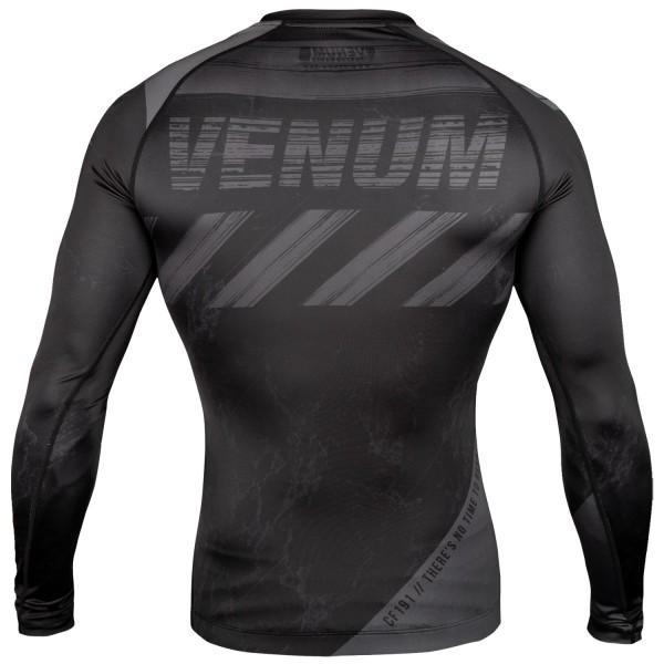 Рашгард Venum Amrap Black/Grey L/S