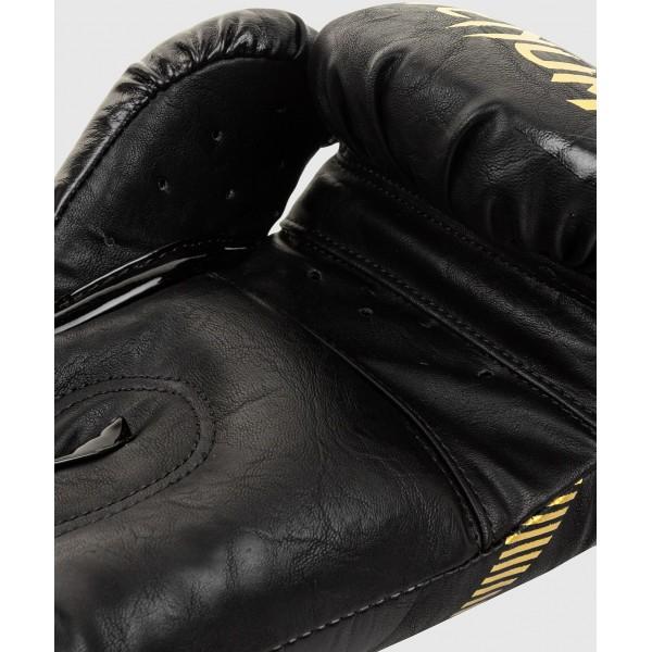 Перчатки боксерские Venum Impact Black/Gold