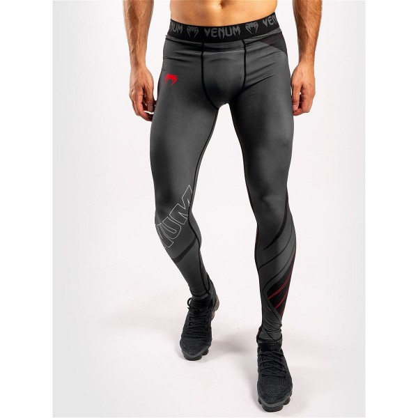 Компрессионные штаны Venum Contender 5.0 Black/Red