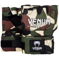 Гелевые бинты боксерские Venum Gel Kontact Forest Camo
