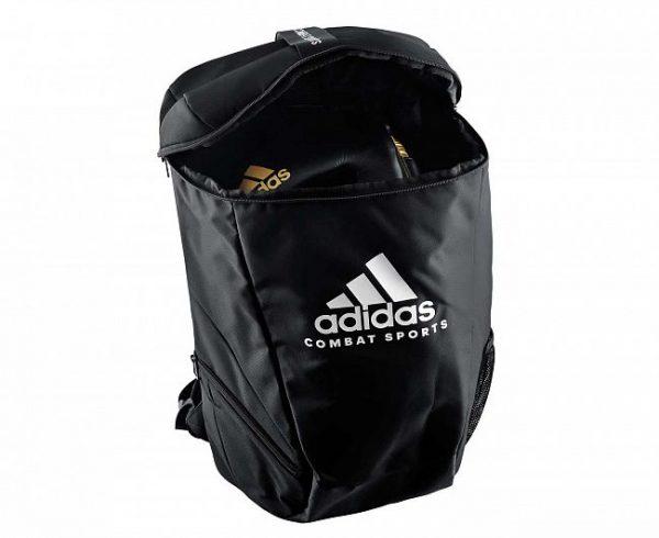adiACC090CS Рюкзак Sport Backpack Combat Sports Adidas черно-белый