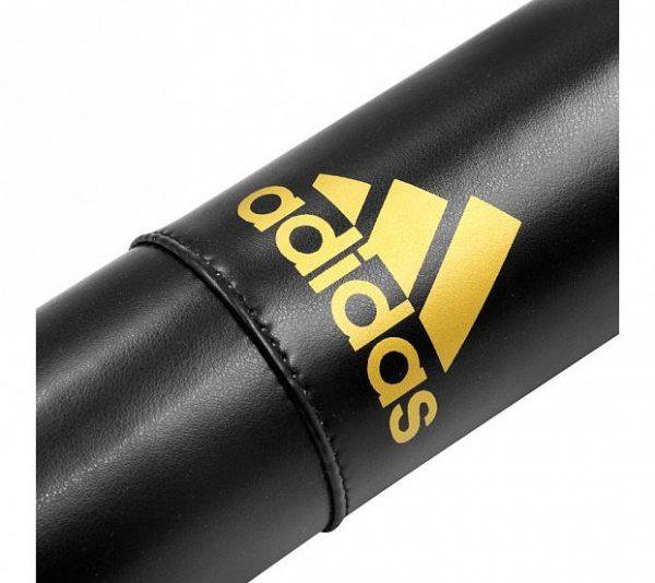 adiSSS01 Палки тренерские Professional Striking Sticks черно-золотые