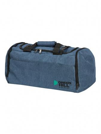 SSB-221 Сумка-рюкзак спортивная Green Hill синяя