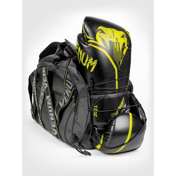 Сумка Venum Training camp 3.0 Black/Neo Yellow L