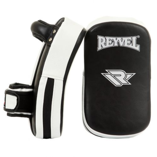 Пэды мини Reyvel черно-белые